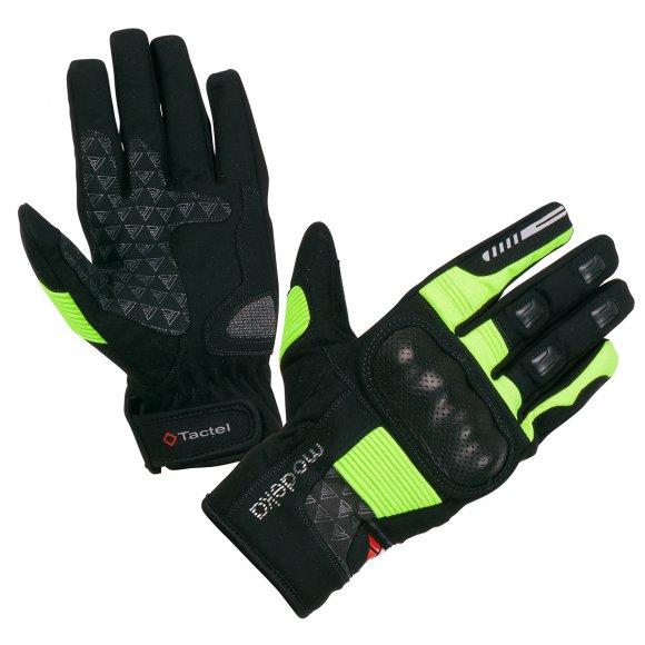 Motocyklové textilní rukavice Modeka FUEGO - RK47