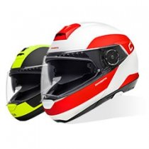 Přilby a helmy na motorku SCHUBERTH a Shoei