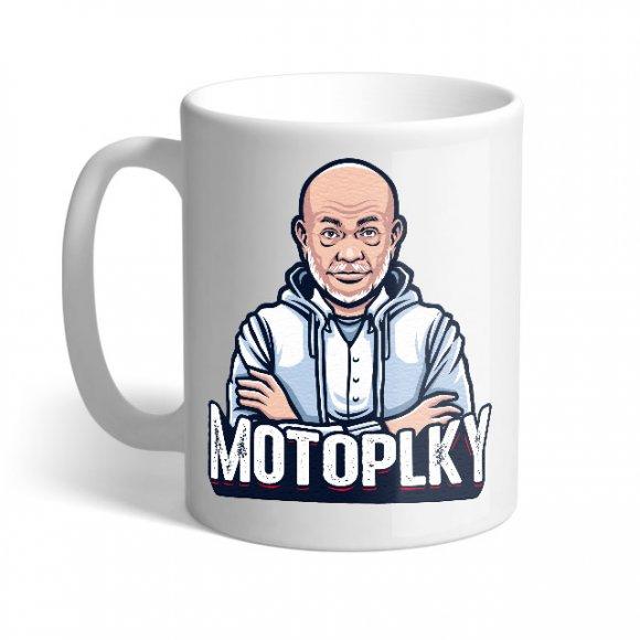 Hrnek Motoplky