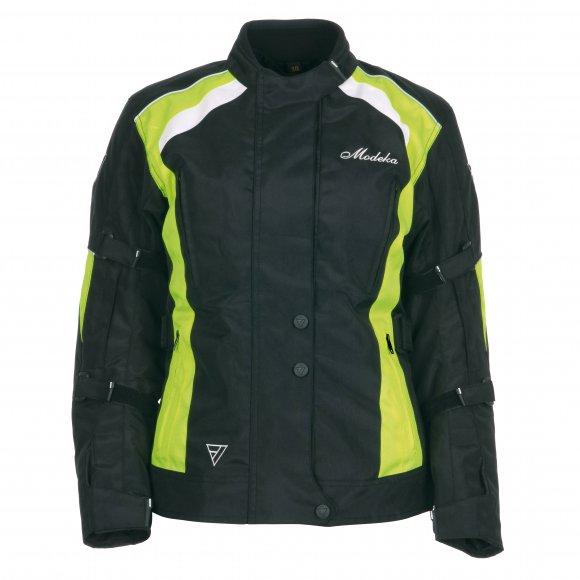 Motocyklová textilní dámská bunda Modeka JANIKA LADY - TB71