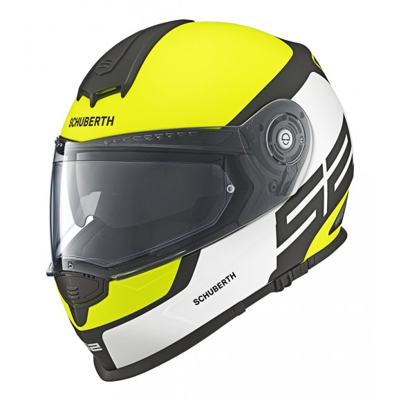 Integrální přilba SCHUBERTH S2 Sport Elite Yellow