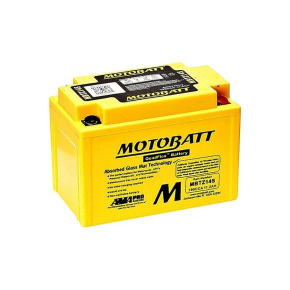 Motobaterie MOTOBATT MBTZ14S 11,2 Ah