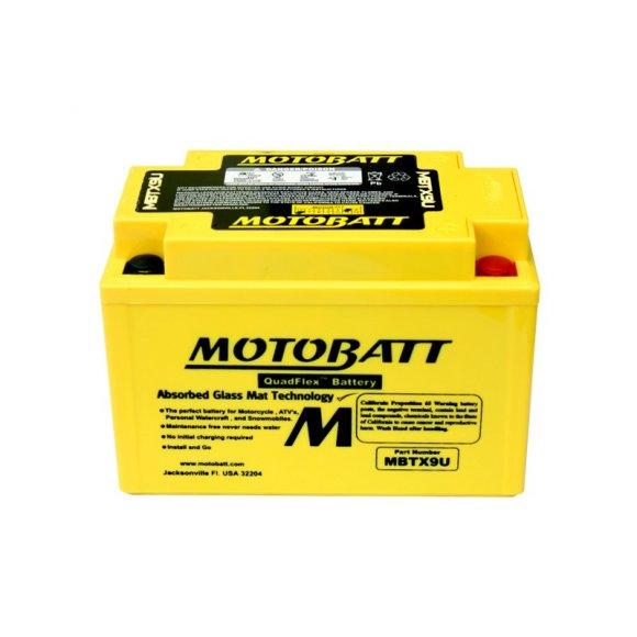 Motobaterie MOTOBATT MBTX9U 10,5 Ah