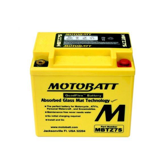Motobaterie MOTOBATT MBTZ7S 6,5 Ah