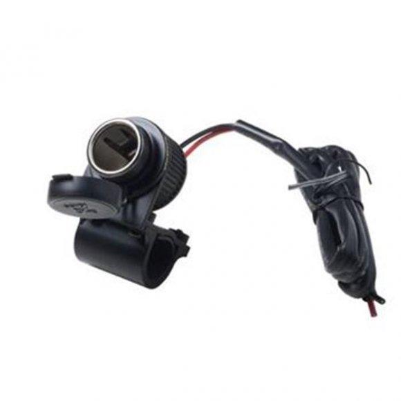Interphone nabíječka s CL výstupem pro motocykly - INT08