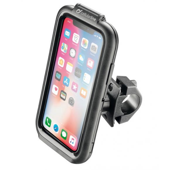 Voděodolné pouzdro Interphone pro Apple iPhone X/XS