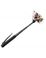 Teleskopický selfie stick FIXED v luxusním hliníkovém provedení - INT88