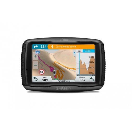 GPS navigace Garmin ZUMO 595 Lifetime Europe 45 - NAV016
