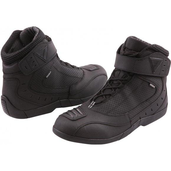 Motocyklová obuv Modeka Black Rider - K330