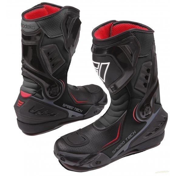 Cestovní motocyklová obuv Modeka SPEED TECH - K333