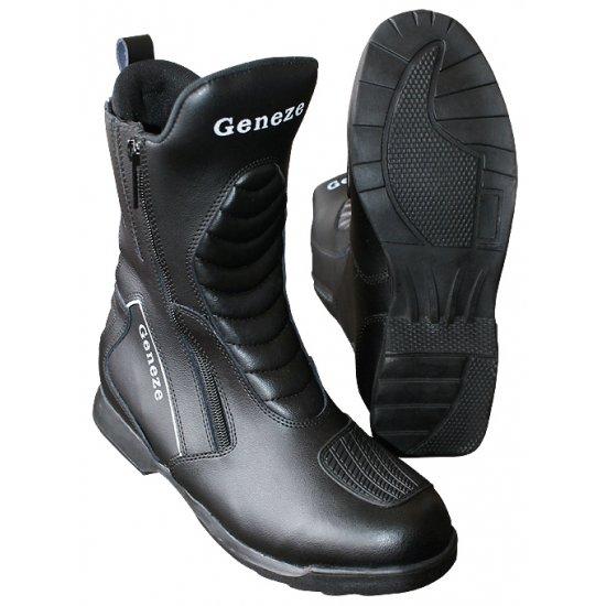 Cestovní motocyklová obuv Geneze - K390