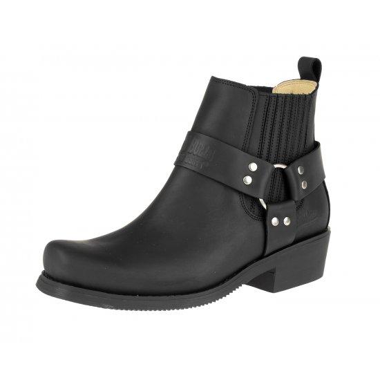 Westernová obuv Koně Johnny Bulls - K067
