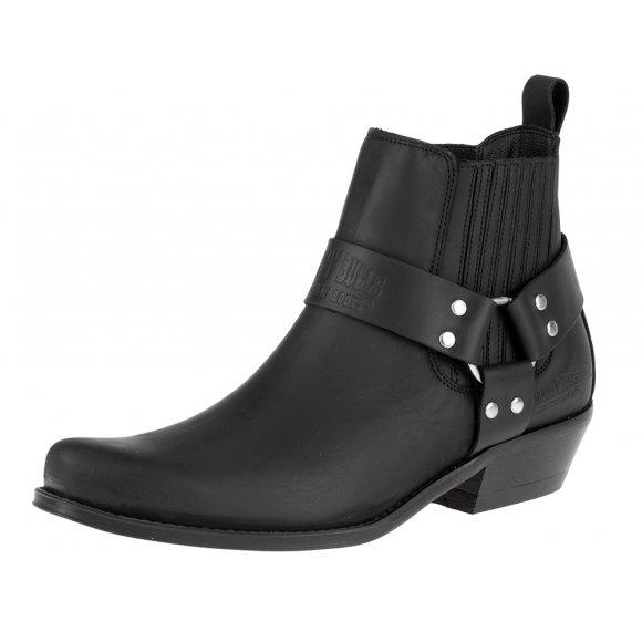 Westernová obuv Koně Johnny Bulls - K074