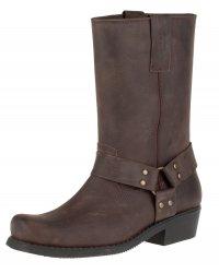 Westernová obuv Koně Johnny Bulls - K081