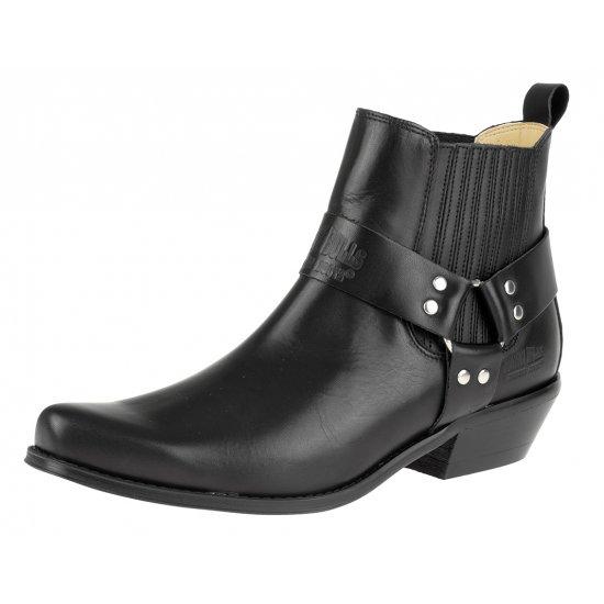 Westernová obuv Koně Johnny Bulls - K086