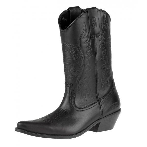 Westernová obuv Koně Johnny Bulls - K091