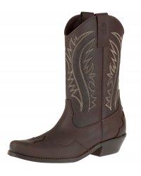 Westernová obuv Koně Johnny Bulls - K095