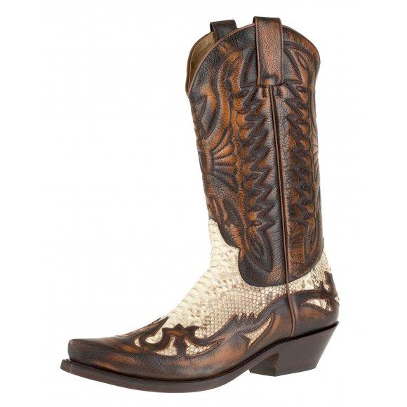 Westernová obuv Koně Mayura - K421