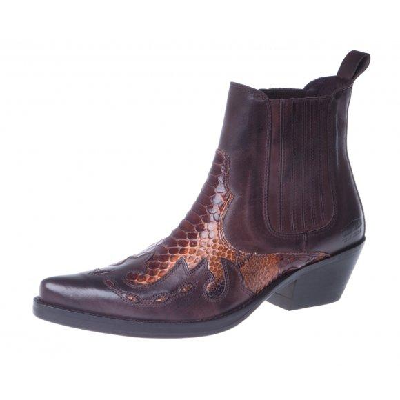 Westernová obuv Koně Johnny Bulls - K100
