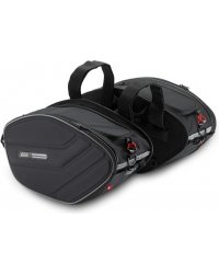 Big Side Saddlebags GIVI Black 28–35 litres - BRA010