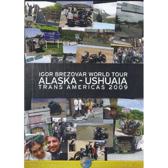 "DVD ""Alaska-Ushuaia"""