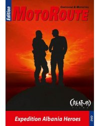 "DVD ""Albania Heroes"""