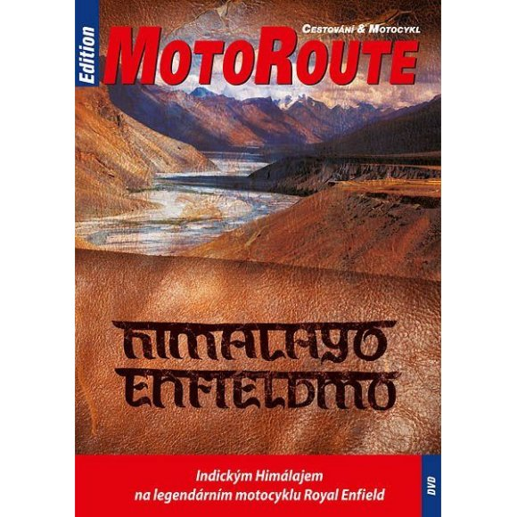 "DVD ""Himalayo Enfieldmo"""