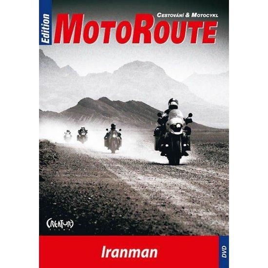 """DVD """"Iranman"""""""