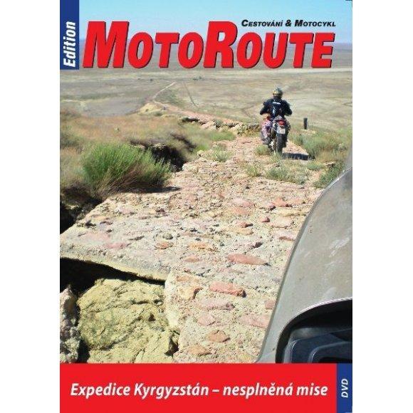 """DVD """"Expedice Kyrgyzstán"""""""
