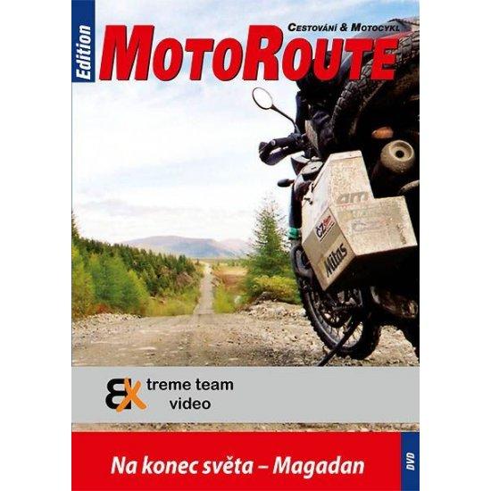 """DVD """"Na konec světa-Magadan"""""""