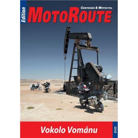 """DVD """"Vokolo Vománu"""""""