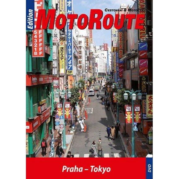 """DVD """"Praha-Tokyo"""""""
