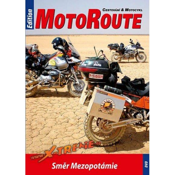 "DVD ""Směr Mezopotámie"""