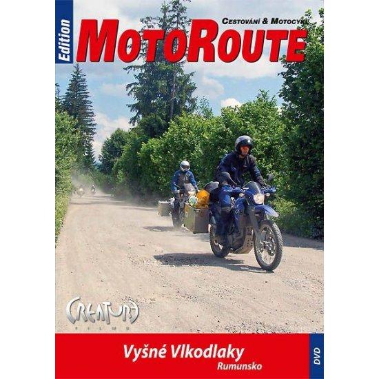 """DVD """"Vyšné Vlkodlaky Rumunsko"""""""