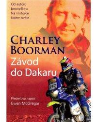 "Kniha ""Závod do Dakaru"""