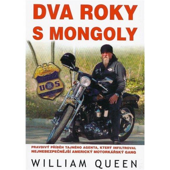 """Kniha """"Dva roky s Mongoly"""""""