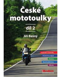 Kniha České mototoulky, 2. díl