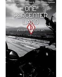 "Kniha ""One Percenter Land"""