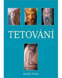 """Kniha """"Tetování"""""""