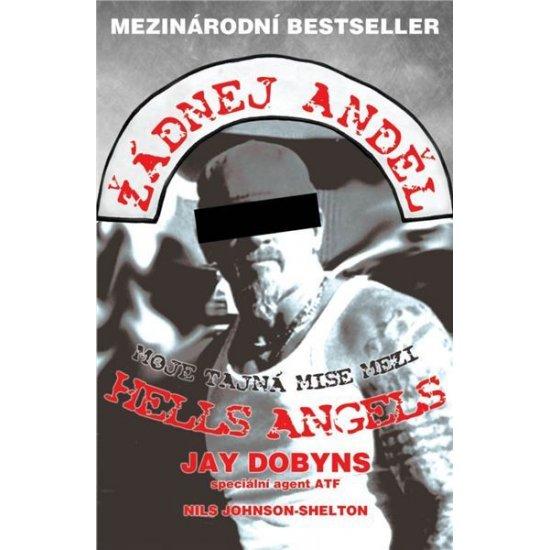 """Kniha """"Žádnej Anděl"""""""