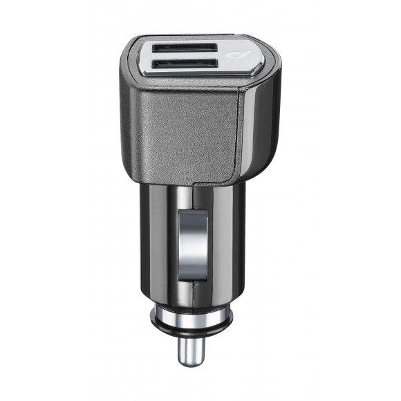 Mini autonabíječka CellularLine Dual Plus