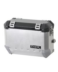 Suitcase SW MOTECH TRAX 45 Litres, right side - KUF07