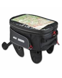 Luggage102 (T 494) GIVI Black, Cordura 17–28 Litres TAN072