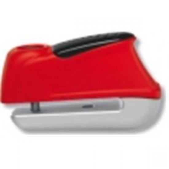 Zámek na kotoučovou brzdu Abus Trigger Alarm 350 červený 9,5 mm - ZAM040