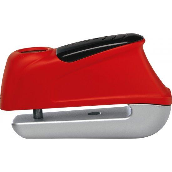 Zámek na kotoučovou brzdu Abus Trigger Alarm 345 červený 5 mm - ZAM050