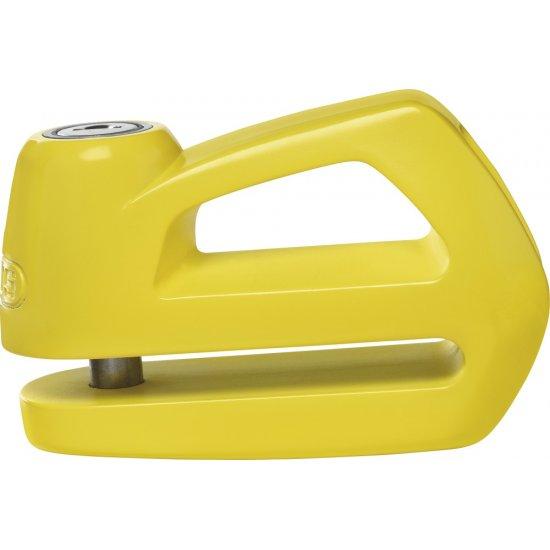Zámek na kotoučovou brzdu Abus Element 290 žlutý 9,5 mm - ZAM038