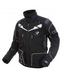 Motocyklová bunda Rukka ROUGHROAD černá - TB01