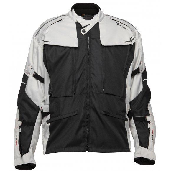 Nadměrná textilní pánská motocyklová bunda Modeka MANDO - TB 98