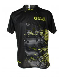Černé tričko Geneze - TR024