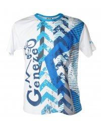 Bílé tričko Geneze - TR029